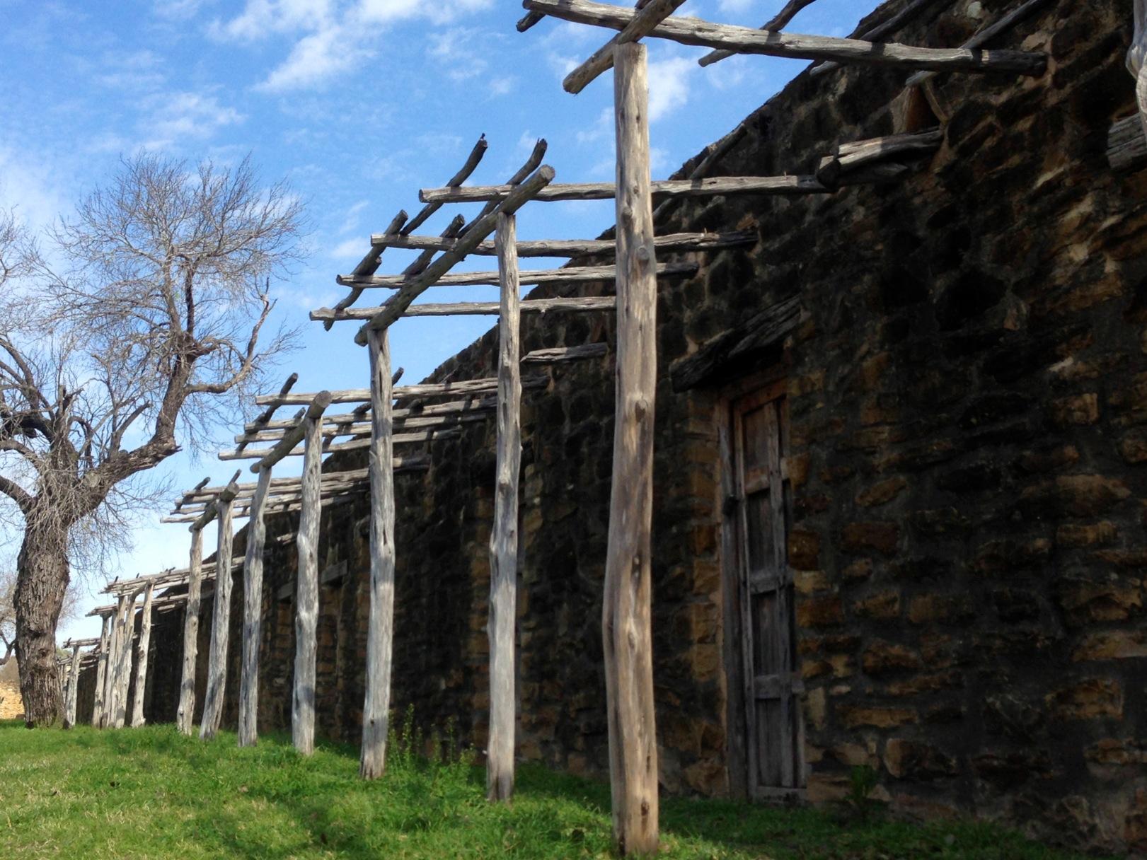 Mission Walls Shelter