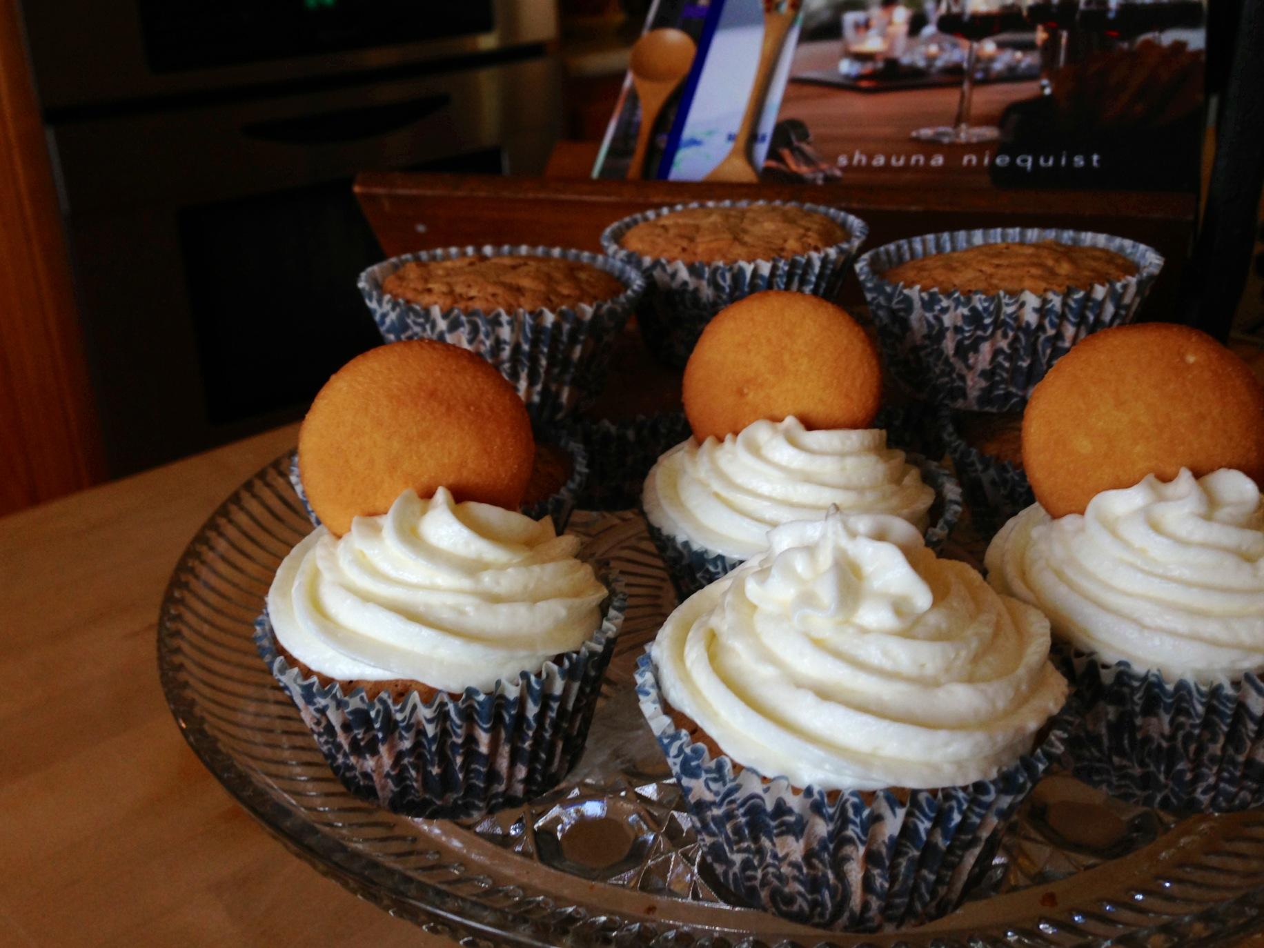 Almond Nilla Cake