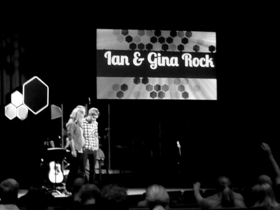 Ian and Gina Prayer