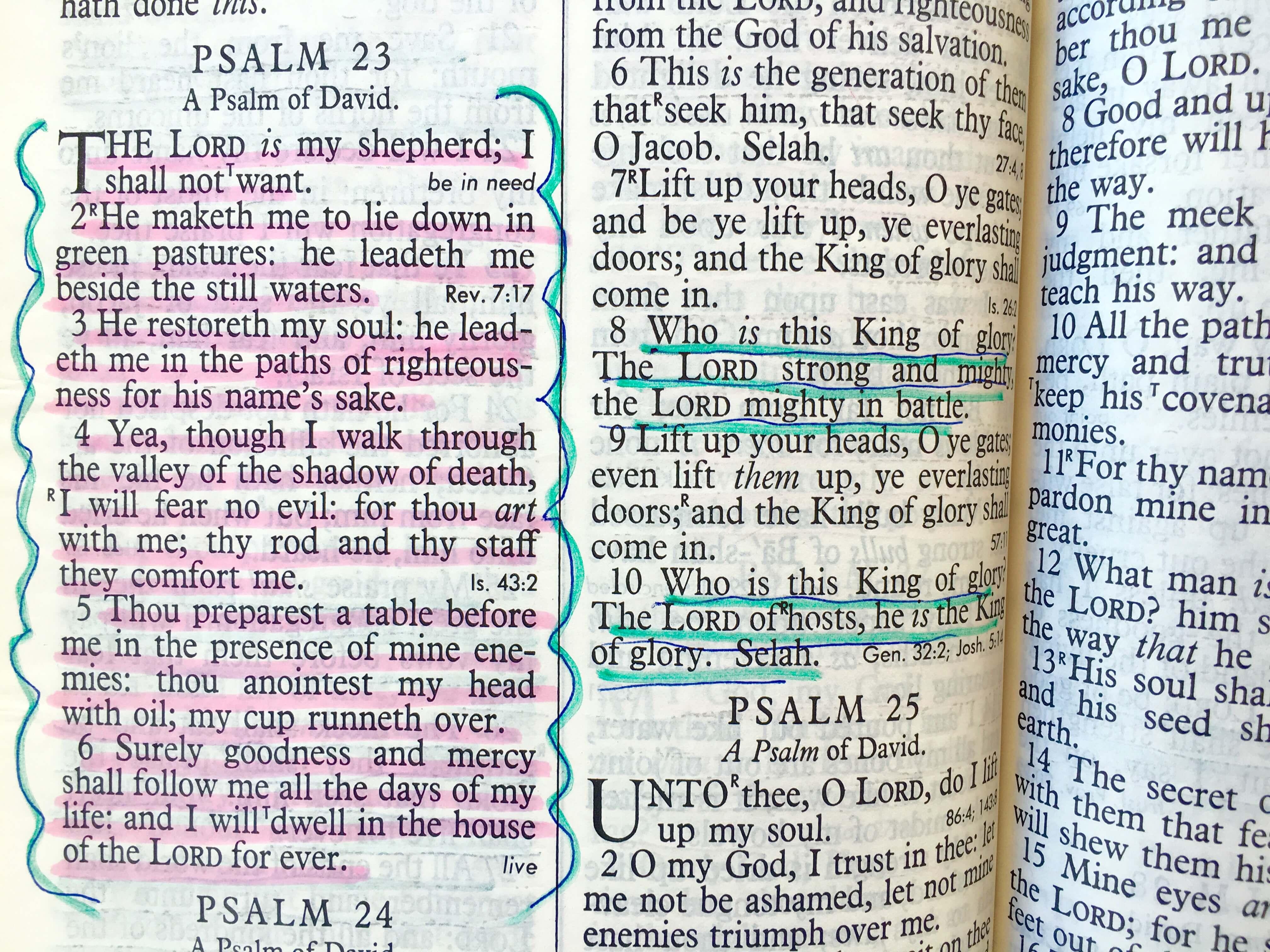 scripture 6