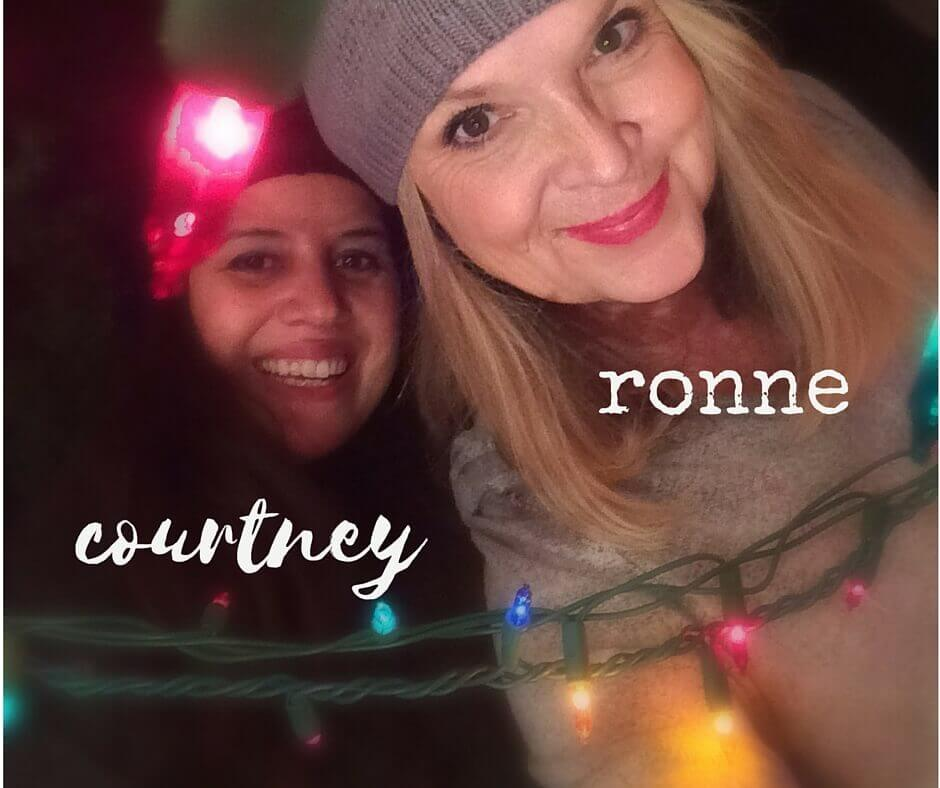 ronne and courtney